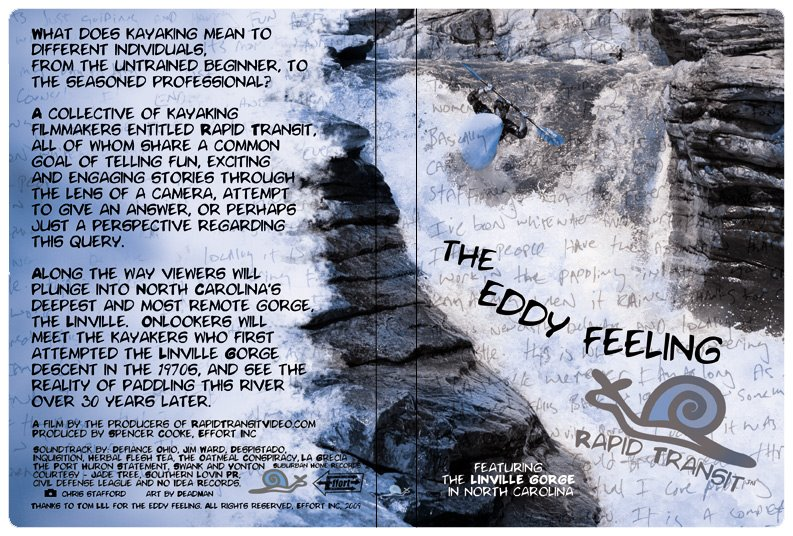 Cover Art for The Eddy Feeling